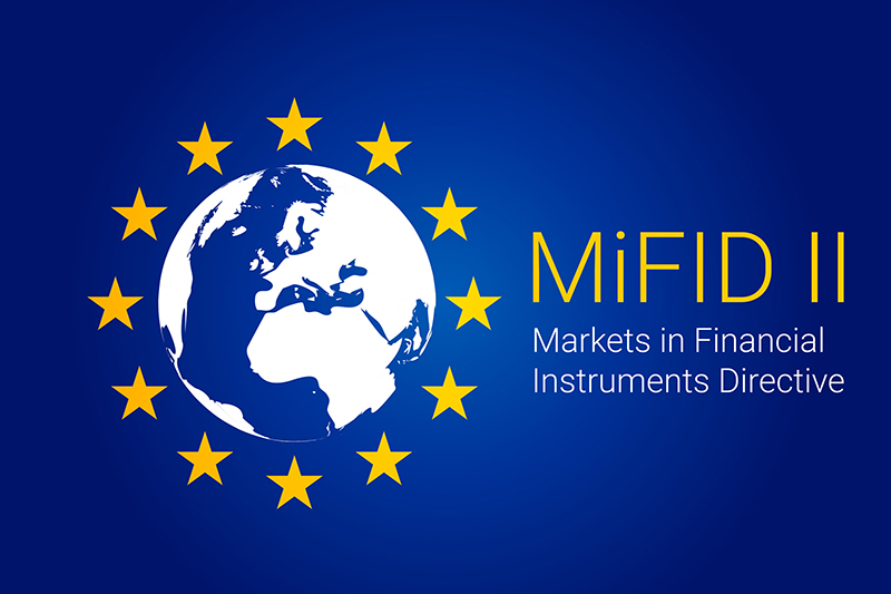 THE FCA HAS LAUNCHED A CONSULTATION PROCESS IN RELATION TO POTENTIAL CHANGES TO MIFID